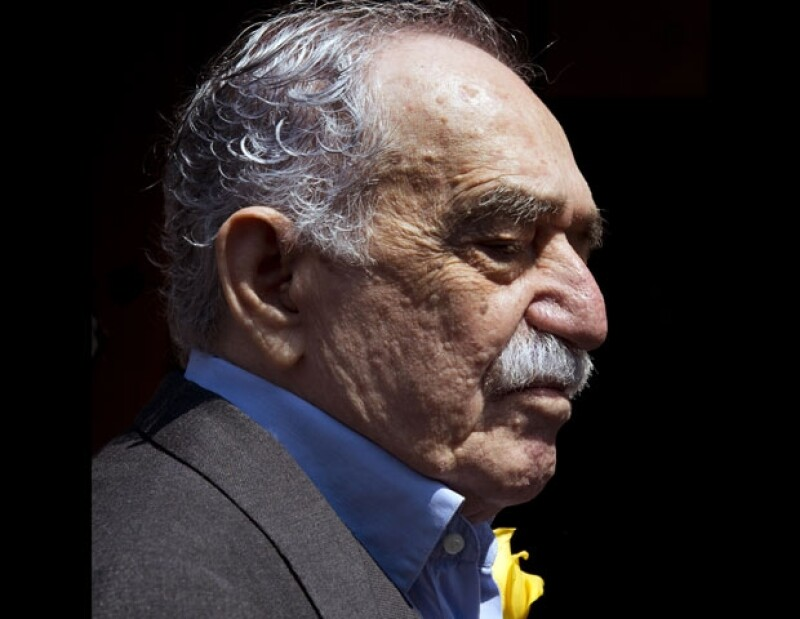 Gonzalo García Barcha amplió ante los medios el estado en el que se encuentra el escritor colombiano que ingresó al hospital por infección pulmonar.