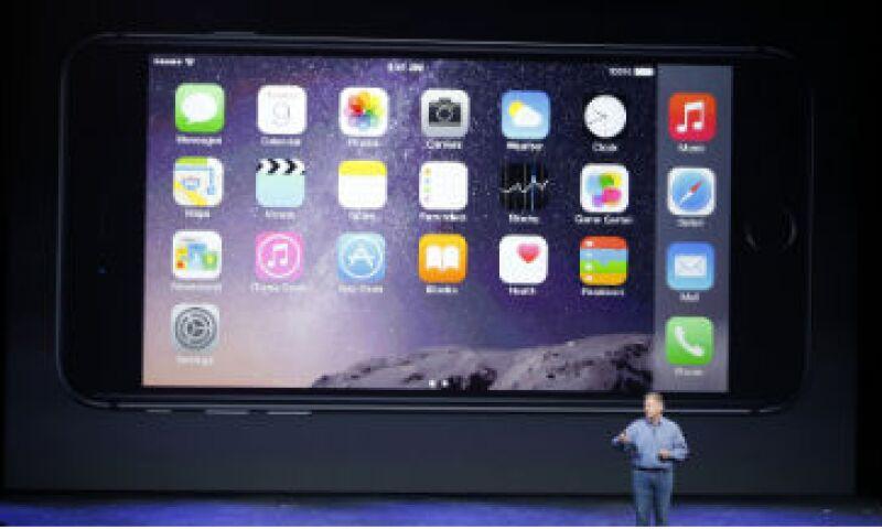 El nuevo sistema operativo requiere 1.4 GB de memoria libre en los dispositivos de Apple. (Foto: Reuters)