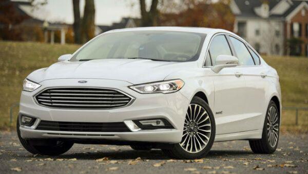Ford Fusion h�brido