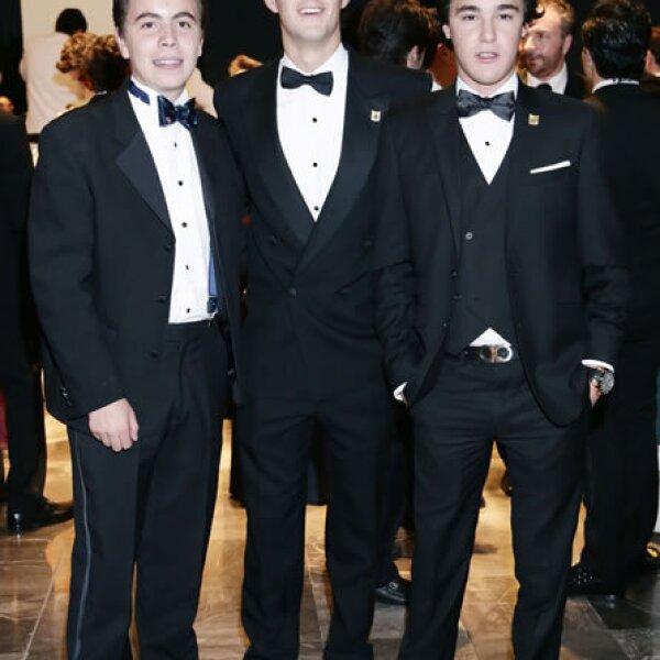 Juan Herrera,Alejandro Uribe,Alejandro Amezcua