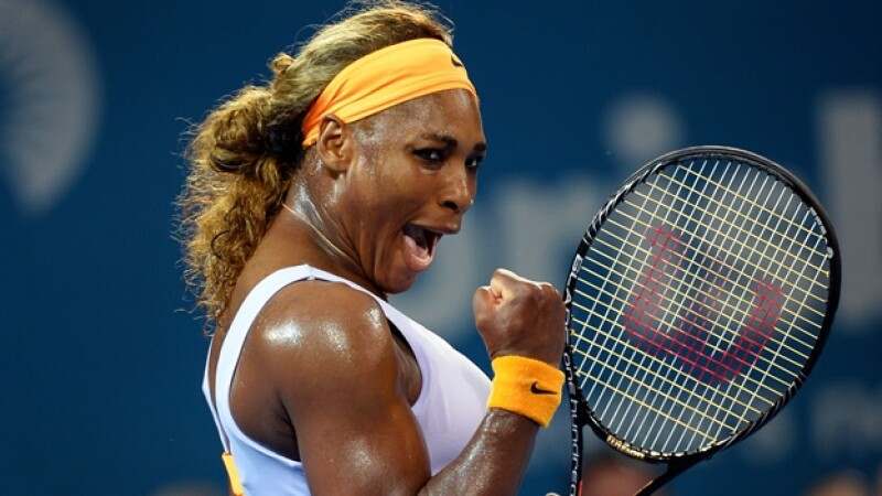 serena williams brisbane australia