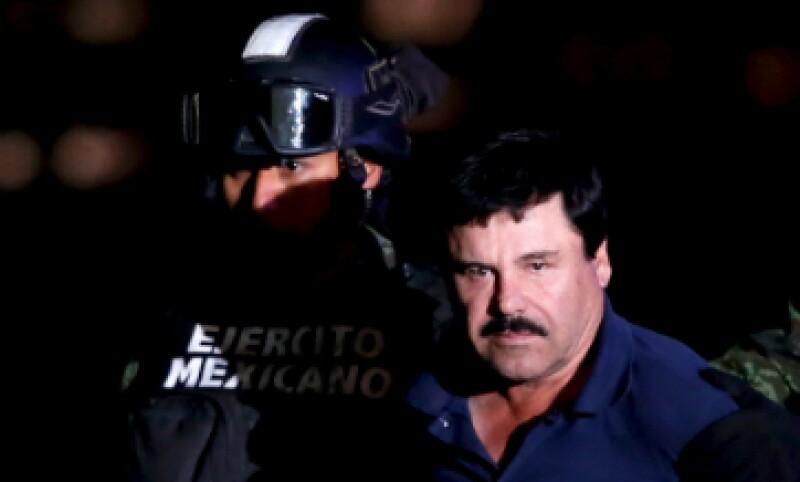 El capo deberá librar una batalla legal para permanecer en cárceles mexicanas. (Foto: Reuters)