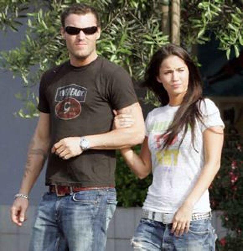 La actriz de 'Transformers' y el actor de Beverly Hills 90210 tomaron mutuamente la decisión de separarse después de tres años juntos.