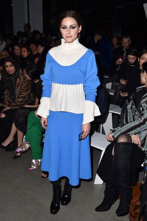 Prabal Gurung show, Front Row, Fall Winter 2018, New York Fashion Week, USA - 11 Feb 2018