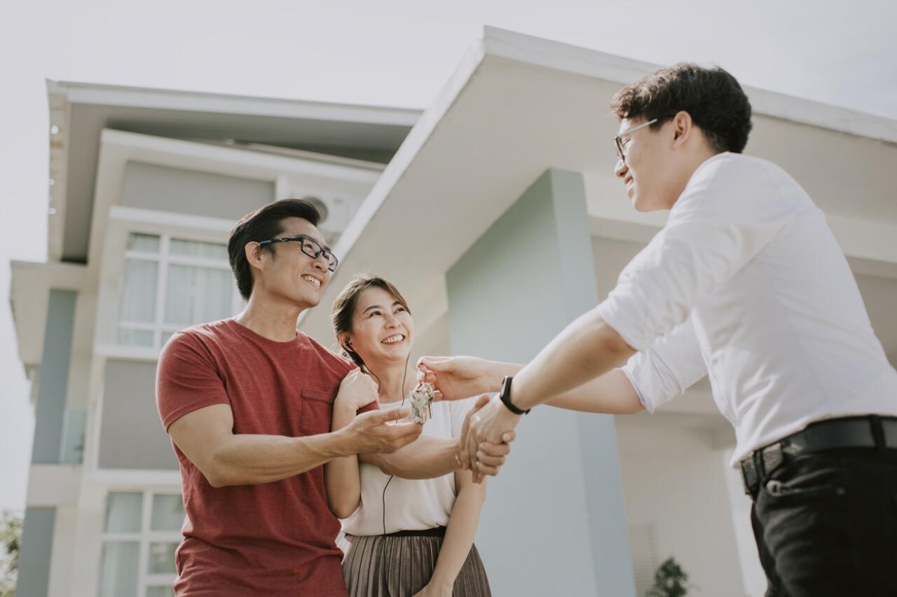 El Infonavit y el Fovissste entregan el 80% de los créditos hipotecarios