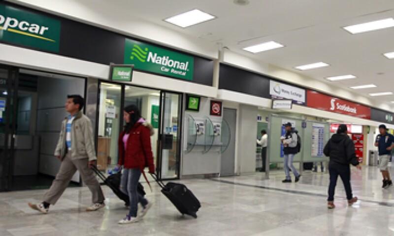 El aeropuerto dice que seguirá peleando la infraestructura que aún no pasa a su administración. (Foto: Notimex)