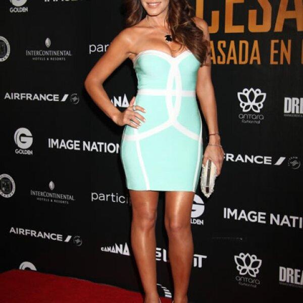 Adriana Fonseca.