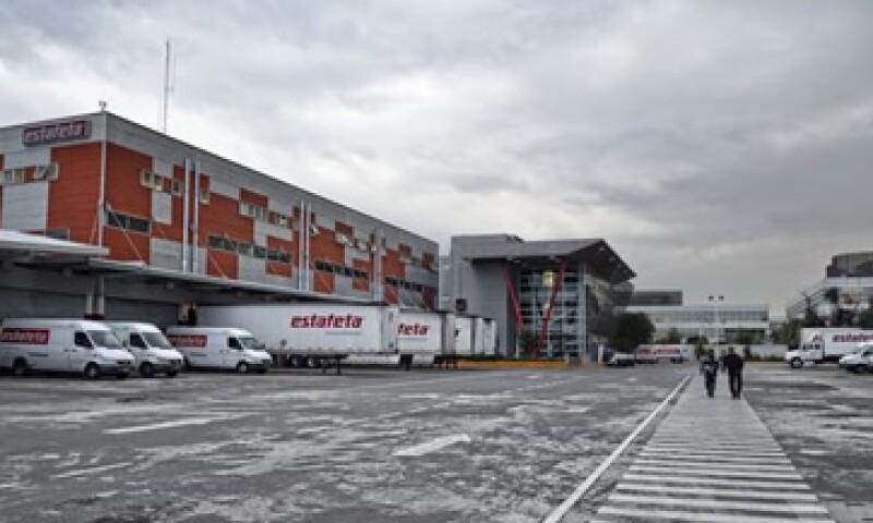 El Centro Logístico más grande de América Latina está en el DF y es de Estafeta; ahí se operan 12,000 envíos por hora. (Foto: Ramón Sánchez Belmot)