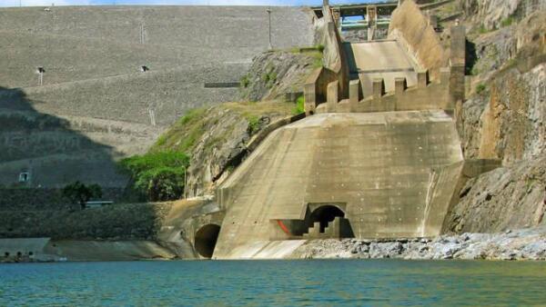 Planta Hidroel�ctrica Chixoy