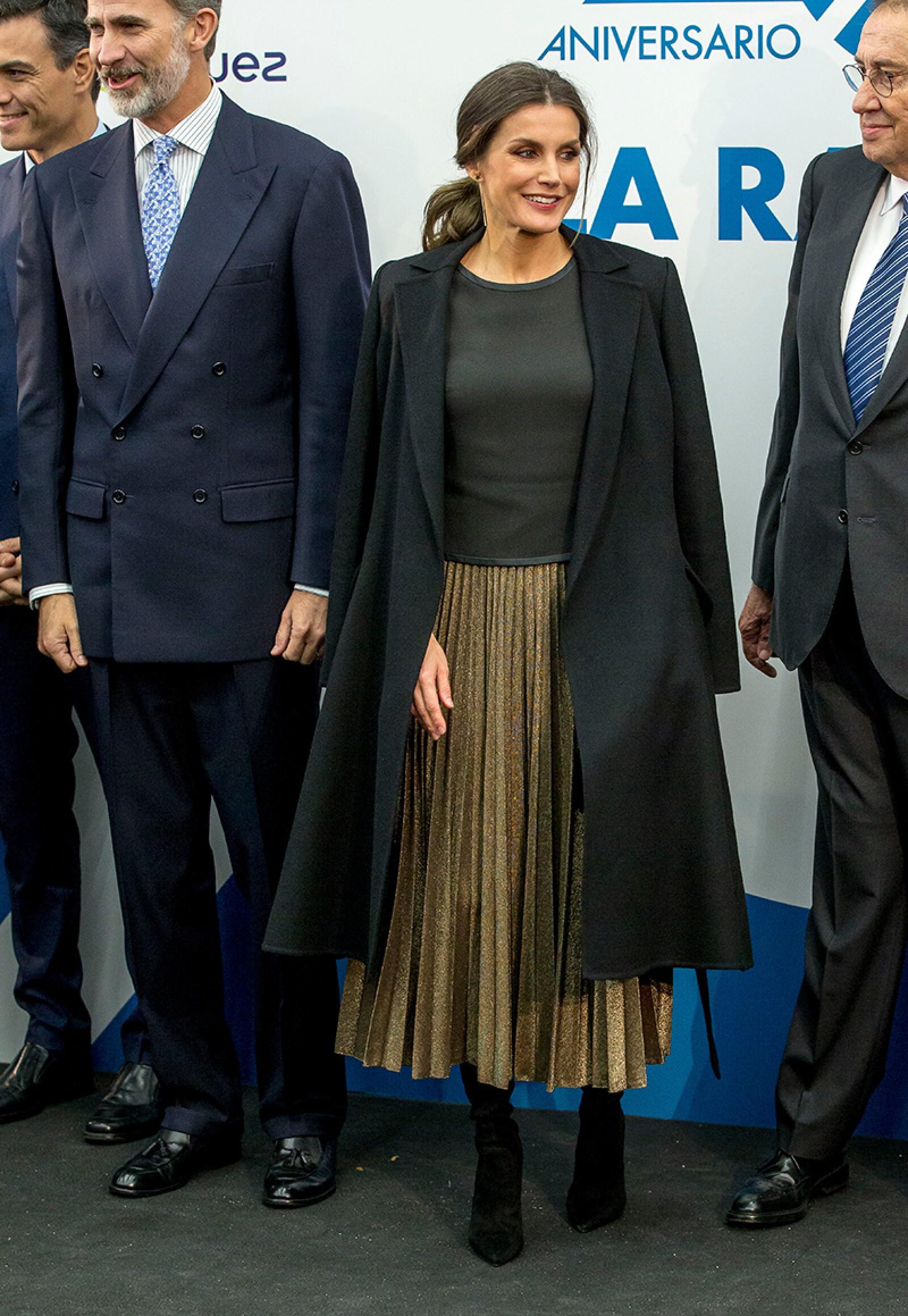 'La Razon' newspaper 20th anniversary celebration, Madrid, Spain - 05 Nov 2018