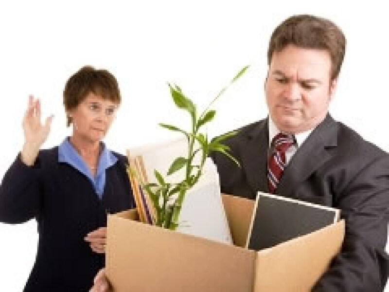 Las empresas aprovechan la crisis para despedir a personal ineficiente.(Foto: Dreamstime)