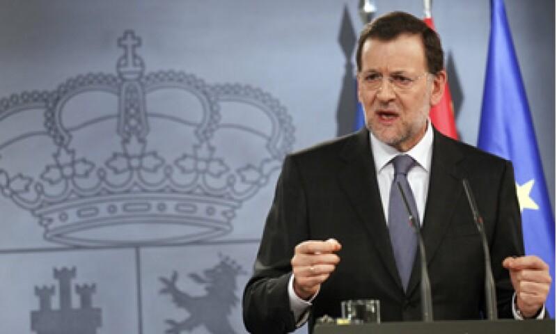 El presidente del Gobierno español, Mariano Rajoy, pidió reforzar el bloque de la moneda única. (Foto: Reuters)