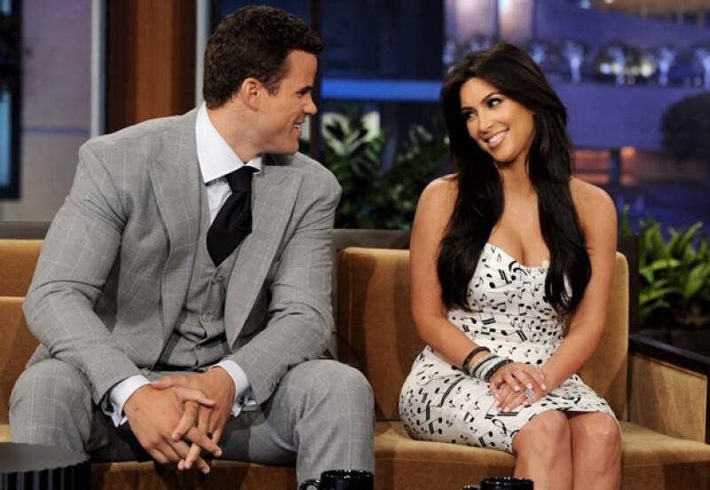 El trámite de divorcio entre Kim y Kris duró más que su matrimonio.
