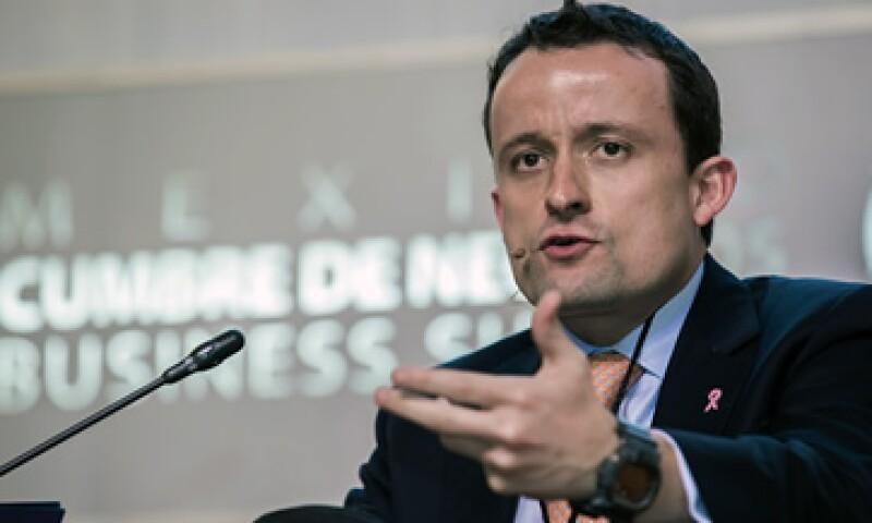 Mikel Arriola, titular de la Cofepris, dijo dijo que en tres años ha autorizado la comercialización de 357 medicinas genéricas. (Foto: Jesús Almazán )