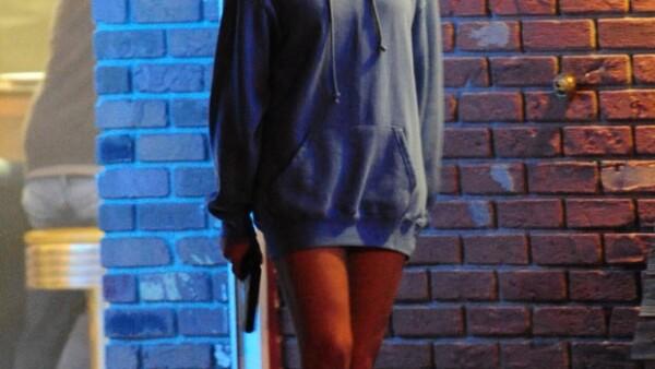 """La ex chica Disney dio vida a una ladrona muy sensual durante las grabaciones de """"Spring Breakers""""."""