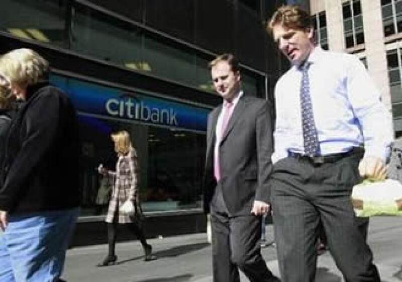 Los inversores que demandan a Citigroup buscan rescindir sus contratos con la entidad. (Foto: Reuters)