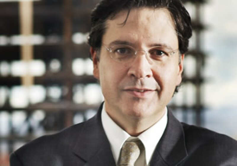 Pedro Zorrilla Velasco, director general adjunto de la BMV, comenta que persiste el interés del mercado bursátil en el producto. (Foto: Gunther Sahagún)