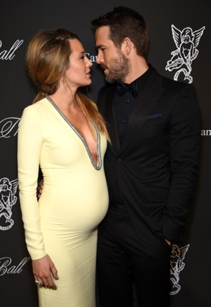 La futura mamá se encuentra plena en la etapa de su embarazo, y tanto ella como Ryan desean esperar hasta el día del parto para saber si es niño o niña.
