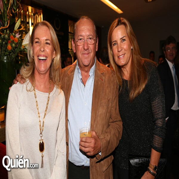 Sofía Corcuera,Rodolfo García Muriel,Giselle Albín