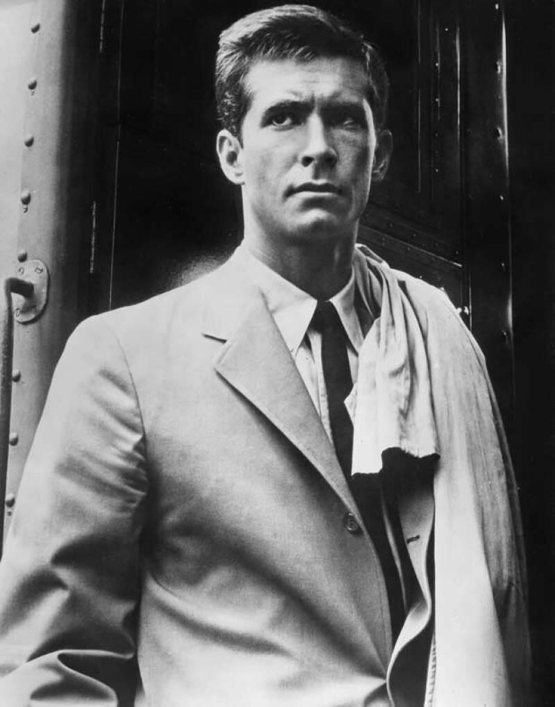El actor de Psicosis, Anthony Perkins, presuntamente murió a causa del Sida.