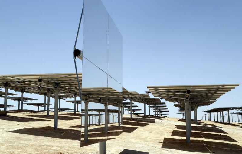 La torre solar medirá 240 metros y entrará en funcionamiento a finales de 2017.