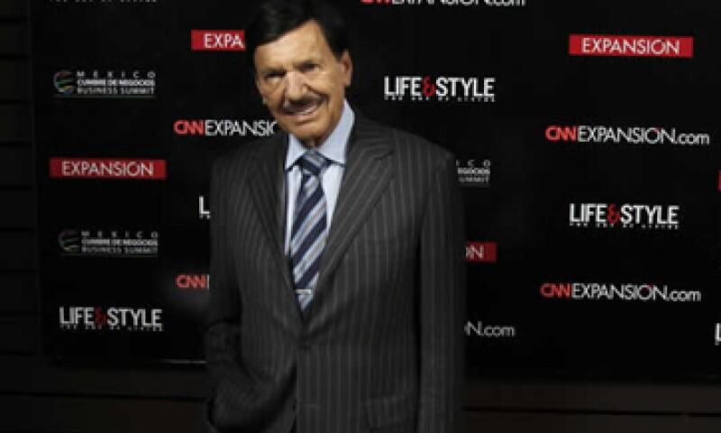 El empresario  falleció este sábado en Houston, Texas, a los 82 años. (Foto: Archivo)