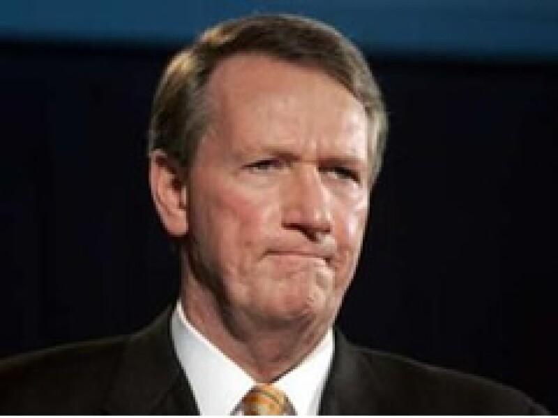 Rick Wagoner renunció a la presidencia ejecutiva de GM, a solicitud del gobierno estadounidense. (Foto: Reuters)