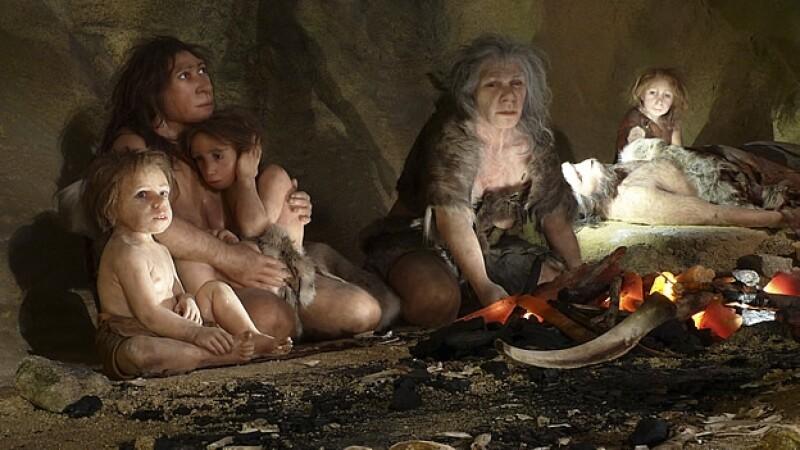 Familia neandertal