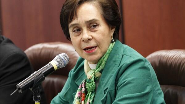 María de los Ángeles Moreno Uriegas
