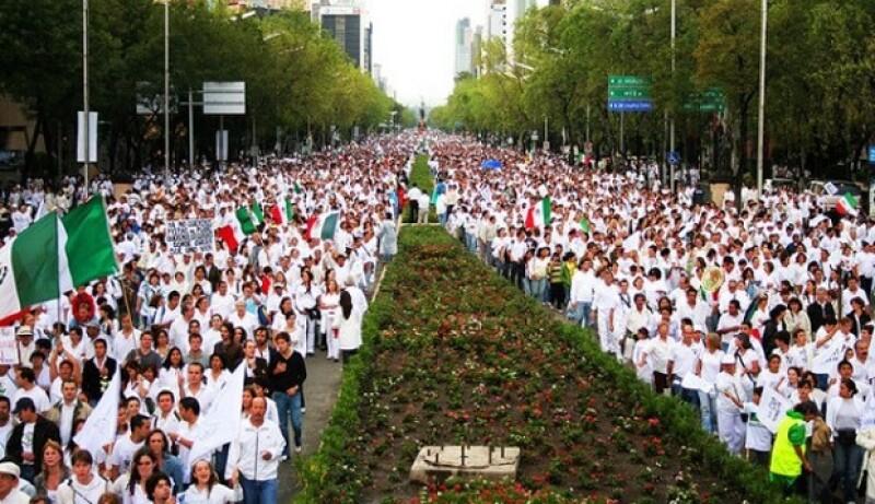 A una década de que la sociedad salió a las calles a reclamar seguridad, las autoridades aún tienen mucho por hacer, asegura María Elena Morera.