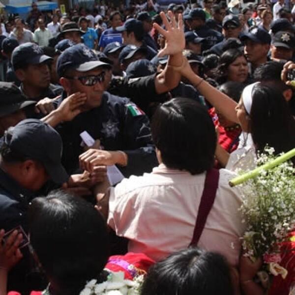 triquis policía Oaxaca 2