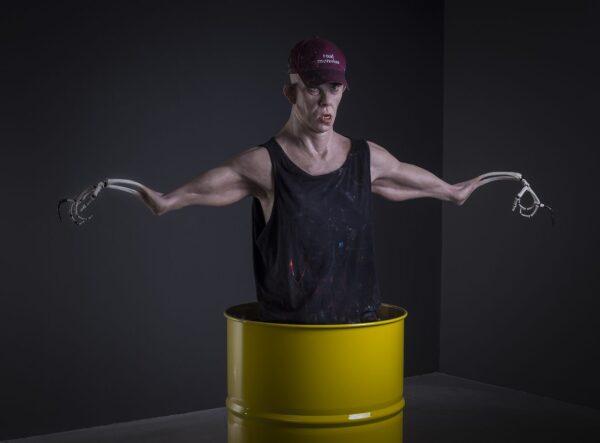 Michael Kvium, Cirkus Europa