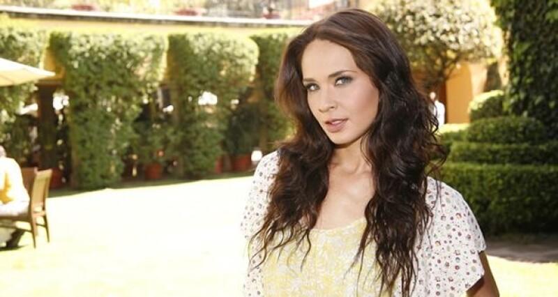 La actriz prepara tres películas, desea abrir una productora, tiene estabilidad con su pareja y hasta podría haber boda.