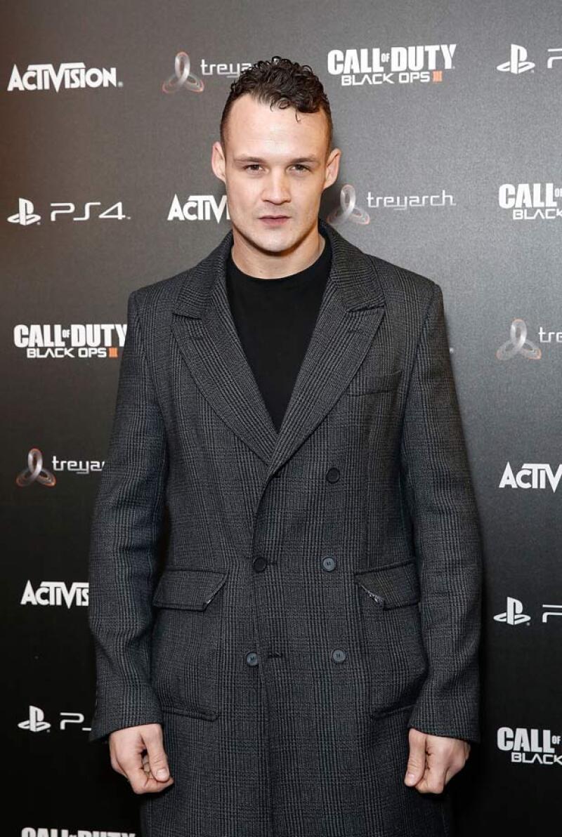 """¡Puntos para Slytherin! Joshua Herdman es el actor que dio vida Gregory Goyle, uno de los amigos de Draco Malfoy, y que ha hecho de lado la actuación para convertirse en un """"cage fighter""""."""