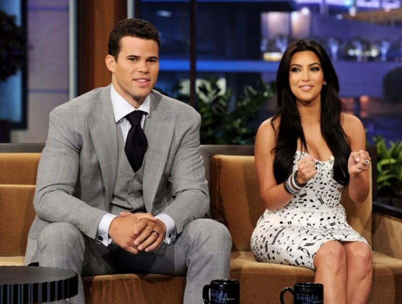 Muchos aseguran que el matrimonio de Kim y Kris fue una mentira.