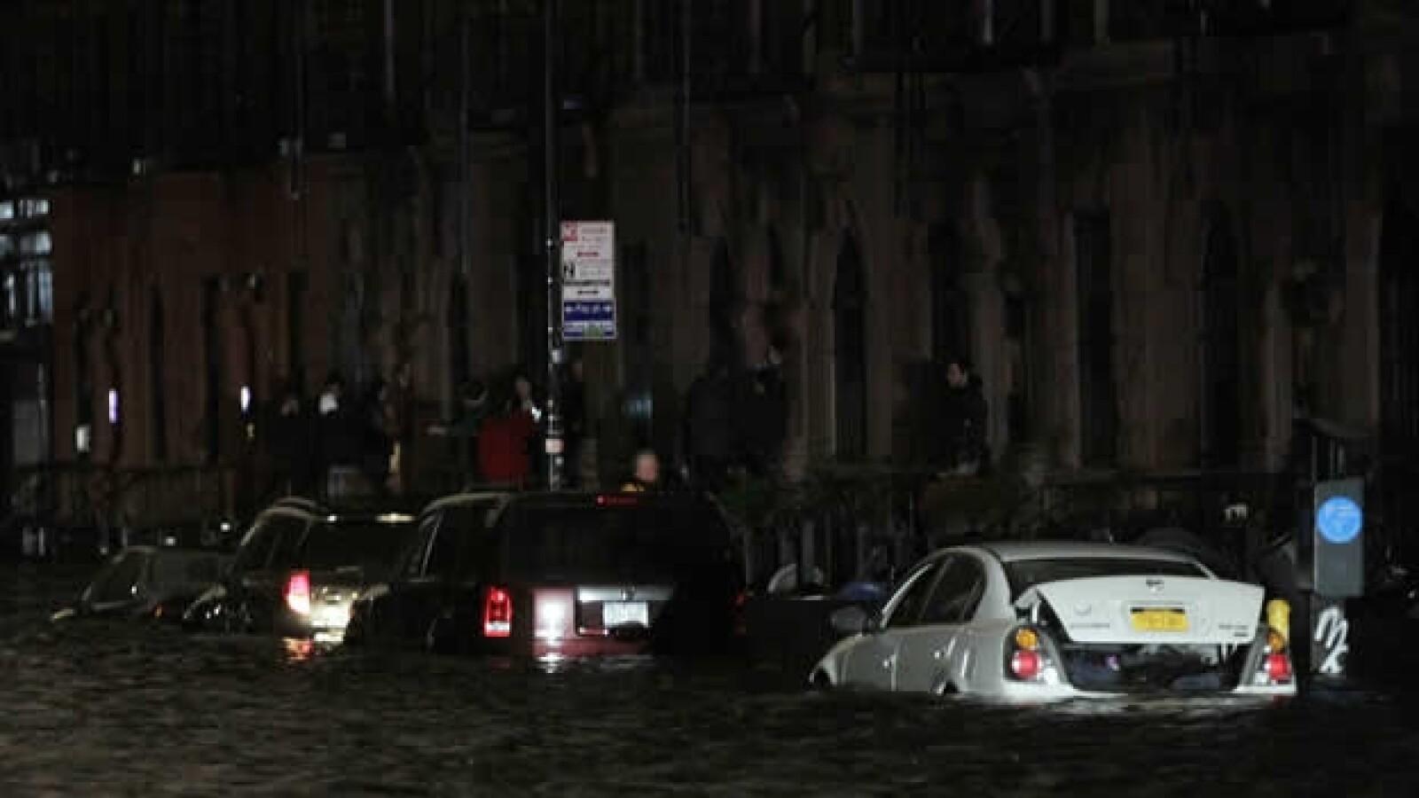 Inundaciones en Nueva York por Sandy