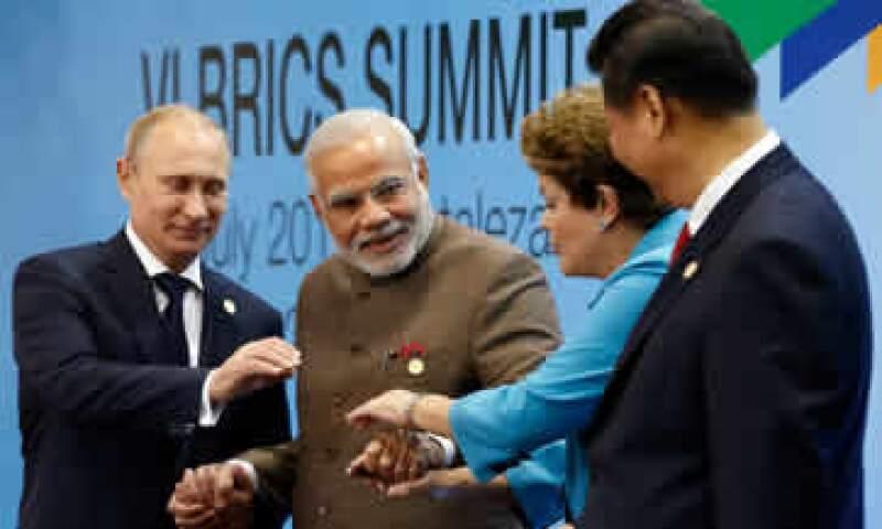 Expertos indican que el banco de los BRICS debe aclarar los criterios para la concesión de los préstamos. (Foto: Reuters)