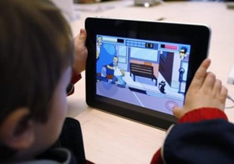 Actualmente el gran reto educativo es integrar la tecnología a las aulas. (Foto: AP)