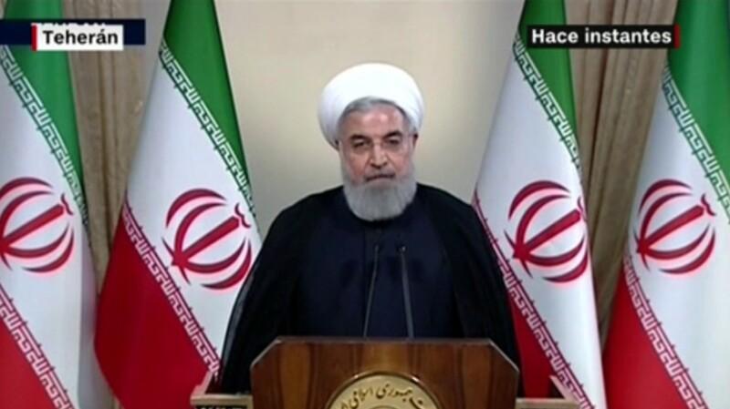 Hassan Rouhani - Irán