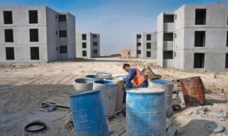 La industria de la vivienda no se limita a las tres grandes desarrolladoras, dijo la CNBV. (Foto: Archivo)