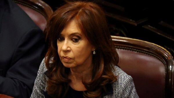 Cristina Fernández desafuero