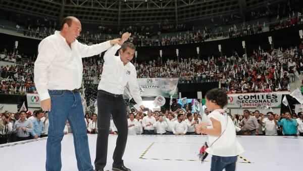 Rubén Moreira y Enrique Ochoa