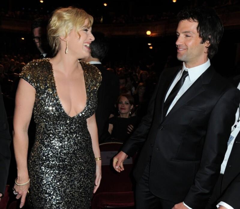 Kate y Ned se conocieron en verano de 2011.