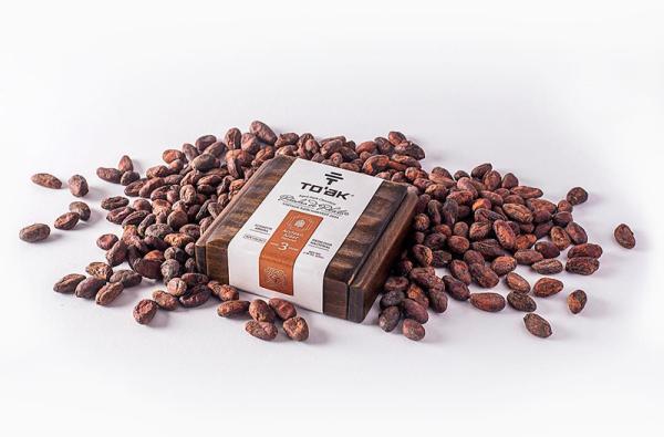 Chocolate tres