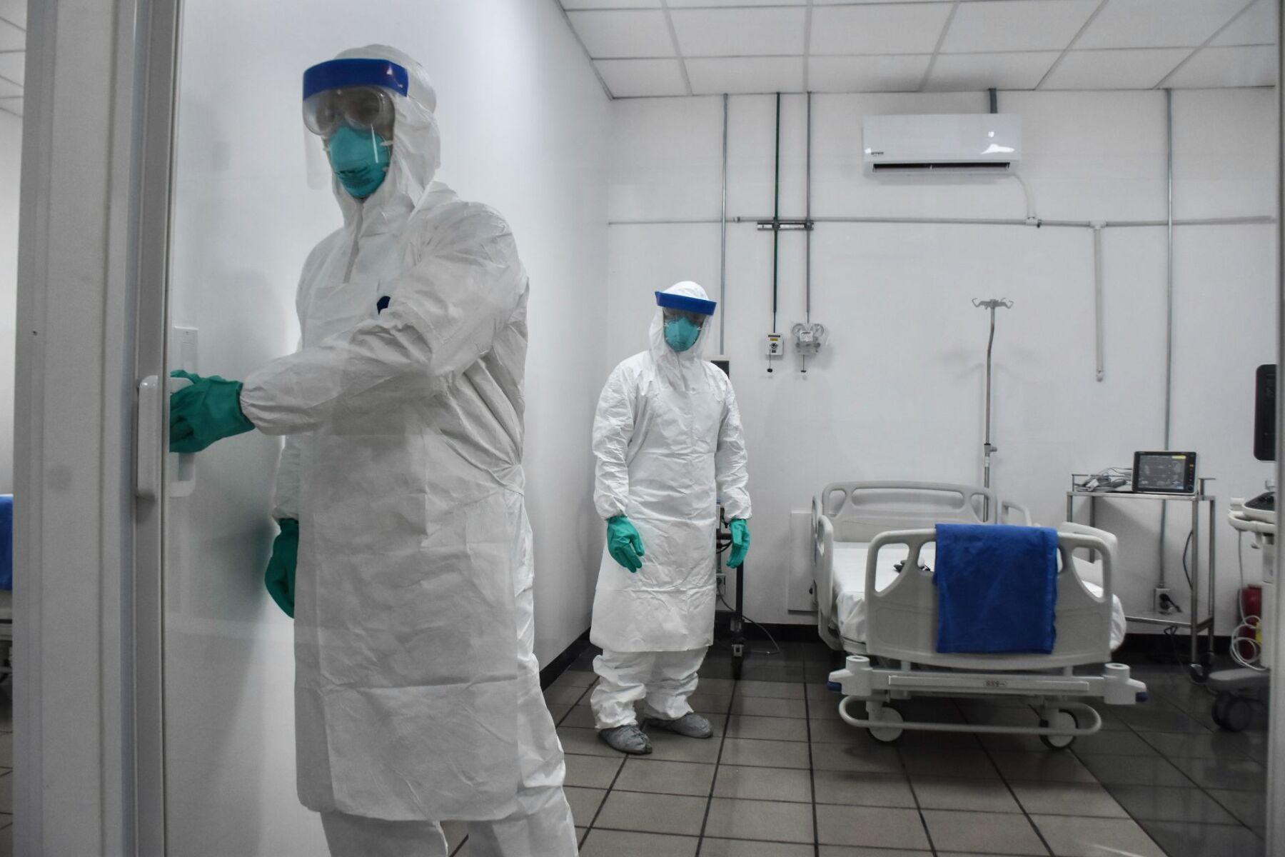 Hospitalización por coronavirus cuesta hasta 600 mil pesos