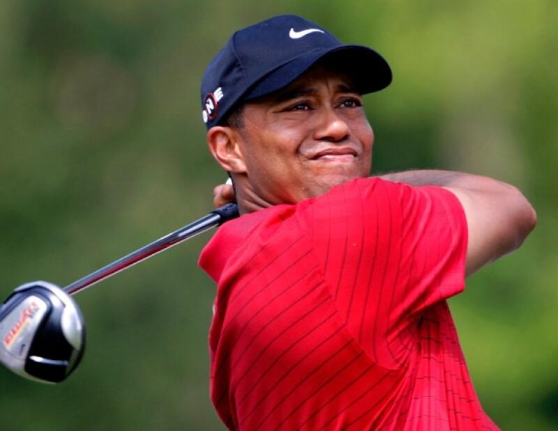 Tiger Woods dejó al descubierto sus infidelidades.