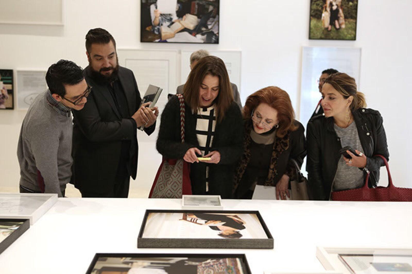 Manolo Caro, Juan Carlos Campos, Ruth Ovseyevitz, Patricia Barrios Gómez, Luisa Serna