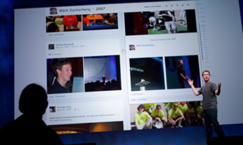 Mark Zuckerberg, fundador de Facebook, aseguró que la semana pasada el sitio tuvo, por primera vez, 500 millones de personas conectadas cada día. (Foto: Reuters)