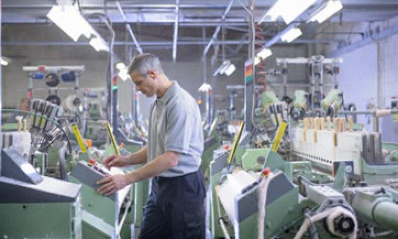 En el segundo trimestre, la producción industrial estadounidense subió 0.6%. (Foto: Getty Images)