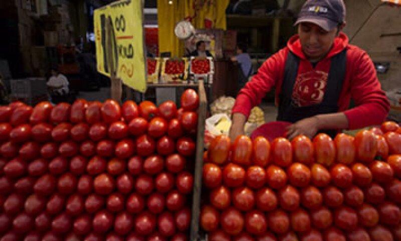 50% del tomate que se consume en Estados Unidos es mexicano. (Foto: AP)